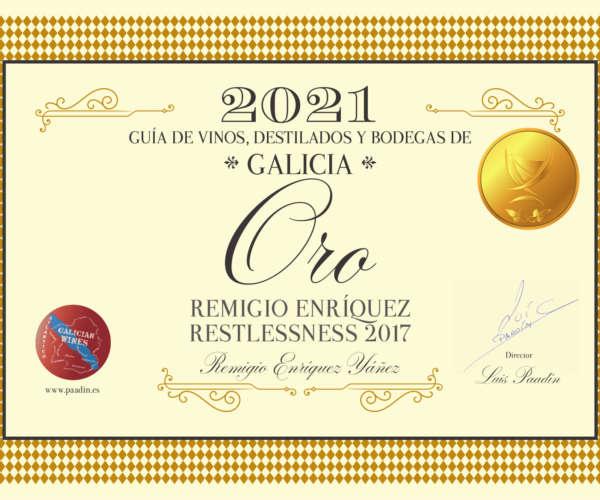 Remigio Enríquez-Restlessness-2017